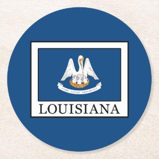 ルイジアナ ラウンドペーパーコースター