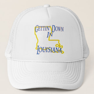 ルイジアナ- Getting キャップ