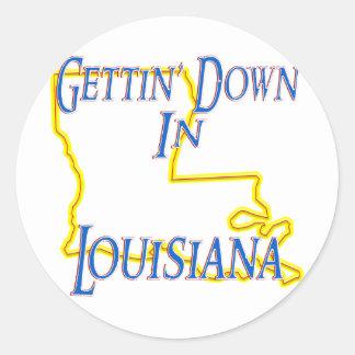 ルイジアナ- Getting ラウンドシール