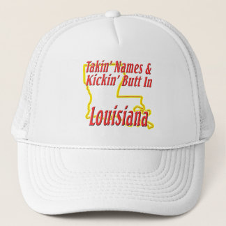 ルイジアナ- Kickinのお尻 キャップ