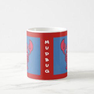 ルイジアナMudbug 1.jpg コーヒーマグカップ