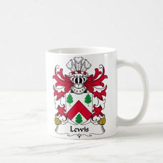 ルイスの家紋 コーヒーマグカップ