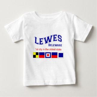ルイス、DE ベビーTシャツ