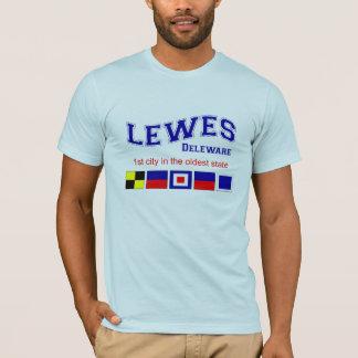 ルイス、DE Tシャツ