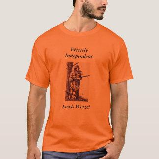ルイスWetzel W&Mのティー Tシャツ