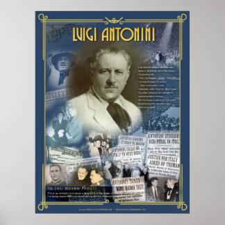 ルイージAntoniniポスター ポスター