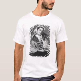 ルイーズTardieuのd'Esclavelles Tシャツ