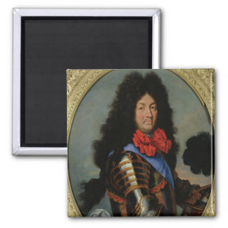 ルイ14世のポートレート マグネット