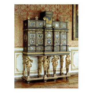 ルイ14世宝石類のキャビネット、Gobelinsの研修会 ポストカード