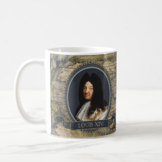 ルイ14世歴史的マグ コーヒーマグカップ