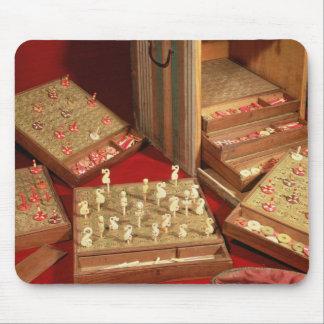 ルイ14世発明するDauphinの宝くじのゲーム マウスパッド