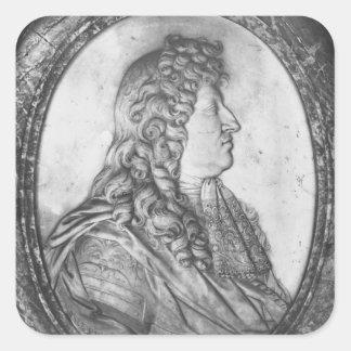 ルイ14世2 スクエアシール