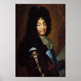 ルイ14世2 ポスター