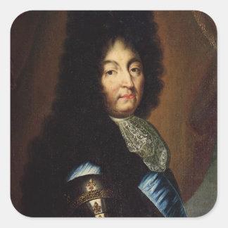 ルイ14世 スクエアシール