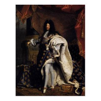 ルイ14世 ポストカード