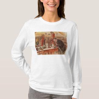 ルイ・パスツールの実験 Tシャツ