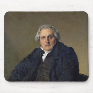 ルイFrancoisベルタン1832年 マウスパッド