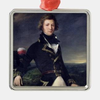 ルイPhilippeのd'Orleans 1834年 メタルオーナメント