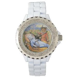 ルイWain猫の眠れる森の美女の腕時計 腕時計