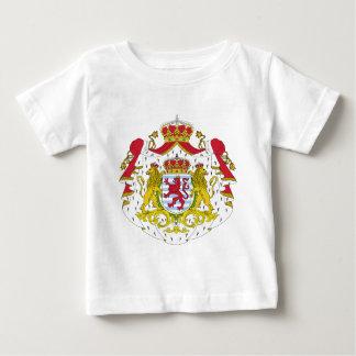 ルクセンブルクの紋章付き外衣 ベビーTシャツ