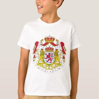 ルクセンブルクの紋章付き外衣 Tシャツ