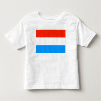 ルクセンブルクは印を付けます トドラーTシャツ