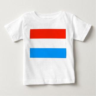 ルクセンブルクは印を付けます ベビーTシャツ