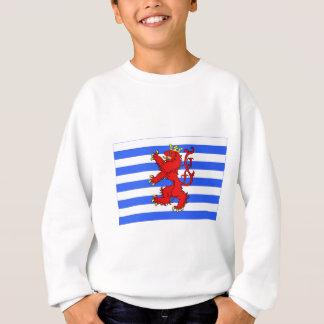 ルクセンブルクは印を付けます(事実上) スウェットシャツ