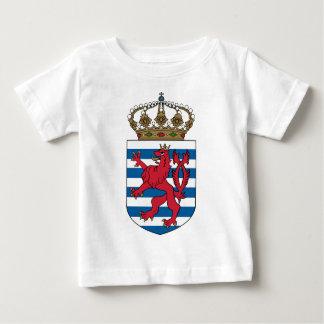 ルクセンブルクは衝突します ベビーTシャツ
