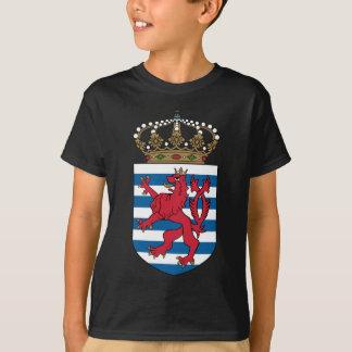 ルクセンブルクは衝突します Tシャツ