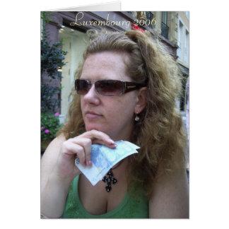 ルクセンブルク2006年 カード