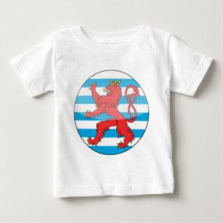 ルクセンブルク ベビーTシャツ