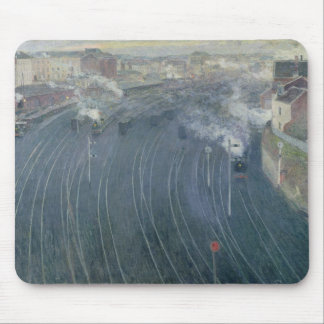 ルクセンブルクStation、ブリュッセル1903年 マウスパッド