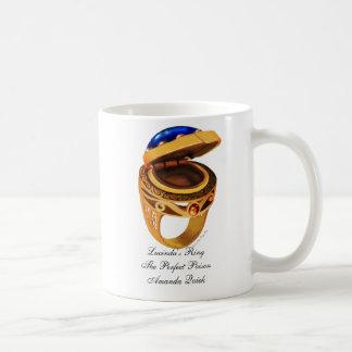 ルシンダのリングのマグ コーヒーマグカップ