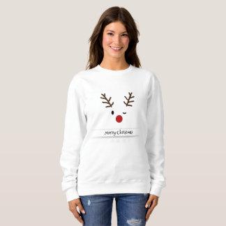 ルドルフのメリークリスマス スウェットシャツ