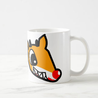ルドルフの精神分析のマグ コーヒーマグカップ