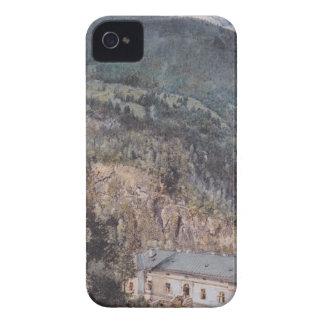 ルドルフフォン著Gasteinのセントニコラス教会 Case-Mate iPhone 4 ケース