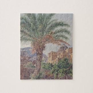 ルドルフフォンAlt著Capriのカテドラル ジグソーパズル