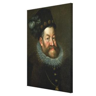 ルドルフII 1600-3年 キャンバスプリント