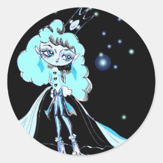 ルナの女王 ラウンドシール