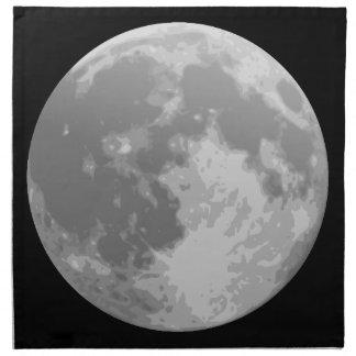 ルナの完全な月 ナプキンクロス