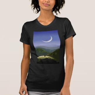 ルナ高いRez.jpg Tシャツ
