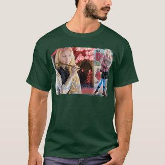 ルナLovegoodのモンタージュ Tシャツ