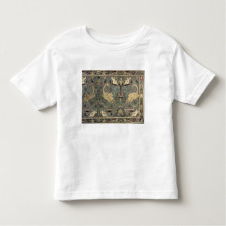 ルネサンスのデザイン、17世紀(絹)のValance トドラーTシャツ