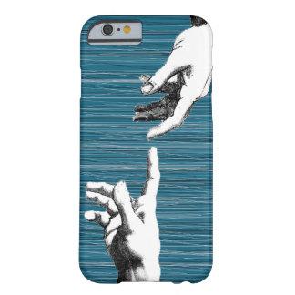 ルネサンスのポップアートミケランジェロ BARELY THERE iPhone 6 ケース