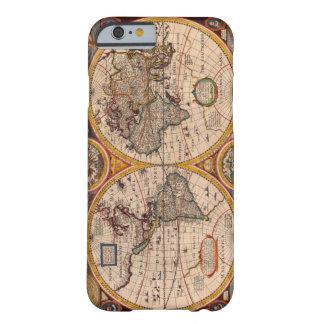 ルネサンスの世界地図 BARELY THERE iPhone 6 ケース