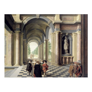 ルネサンスホール ポストカード