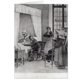ルネTheophile Hyacinthe Laennec カード