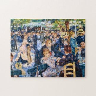 ルノアールLe Moulin deのlaのGaletteのファインアート ジグソーパズル
