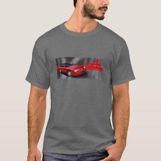 ルノー高山GTAの図解入りの、写真付きのなTシャツ Tシャツ